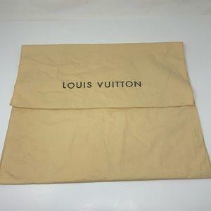 Louis Vuitton Large Dust Bag